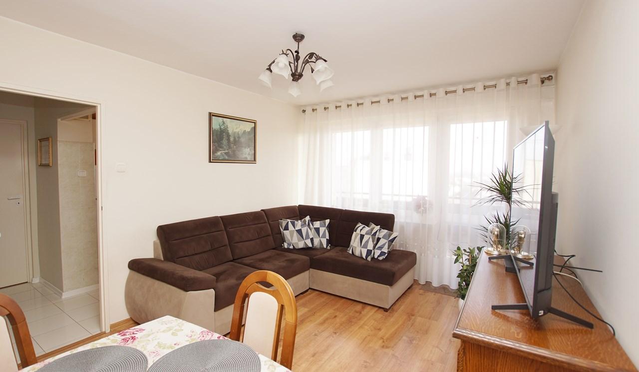3 pokojowe mieszkanie na Zielonym Jarze