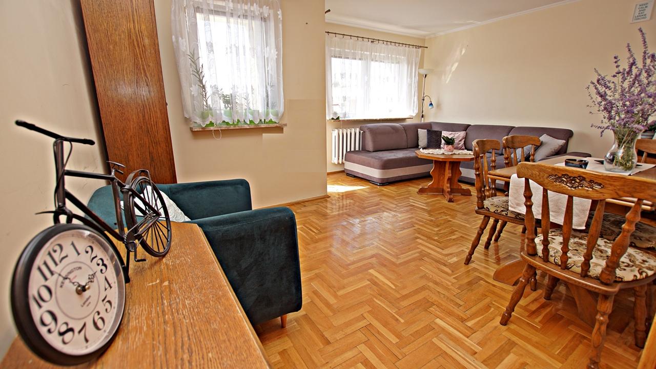 Nietuzinkowe 3 pokojowe mieszkanie w CentrumMiasta
