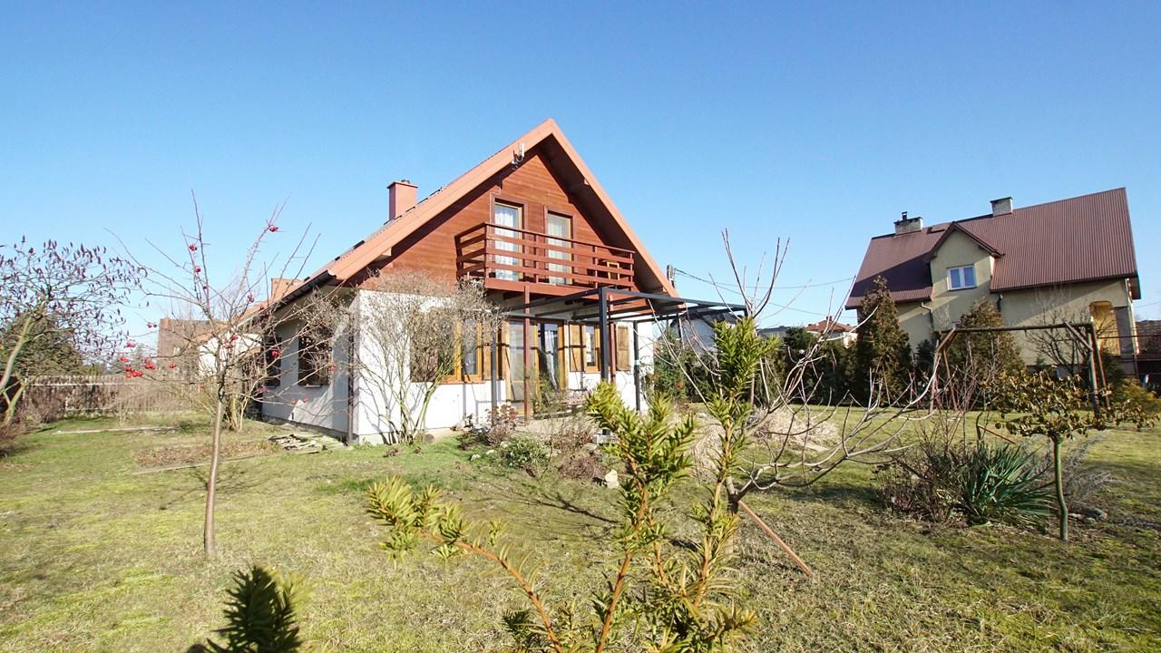 Dom w Rogozinie