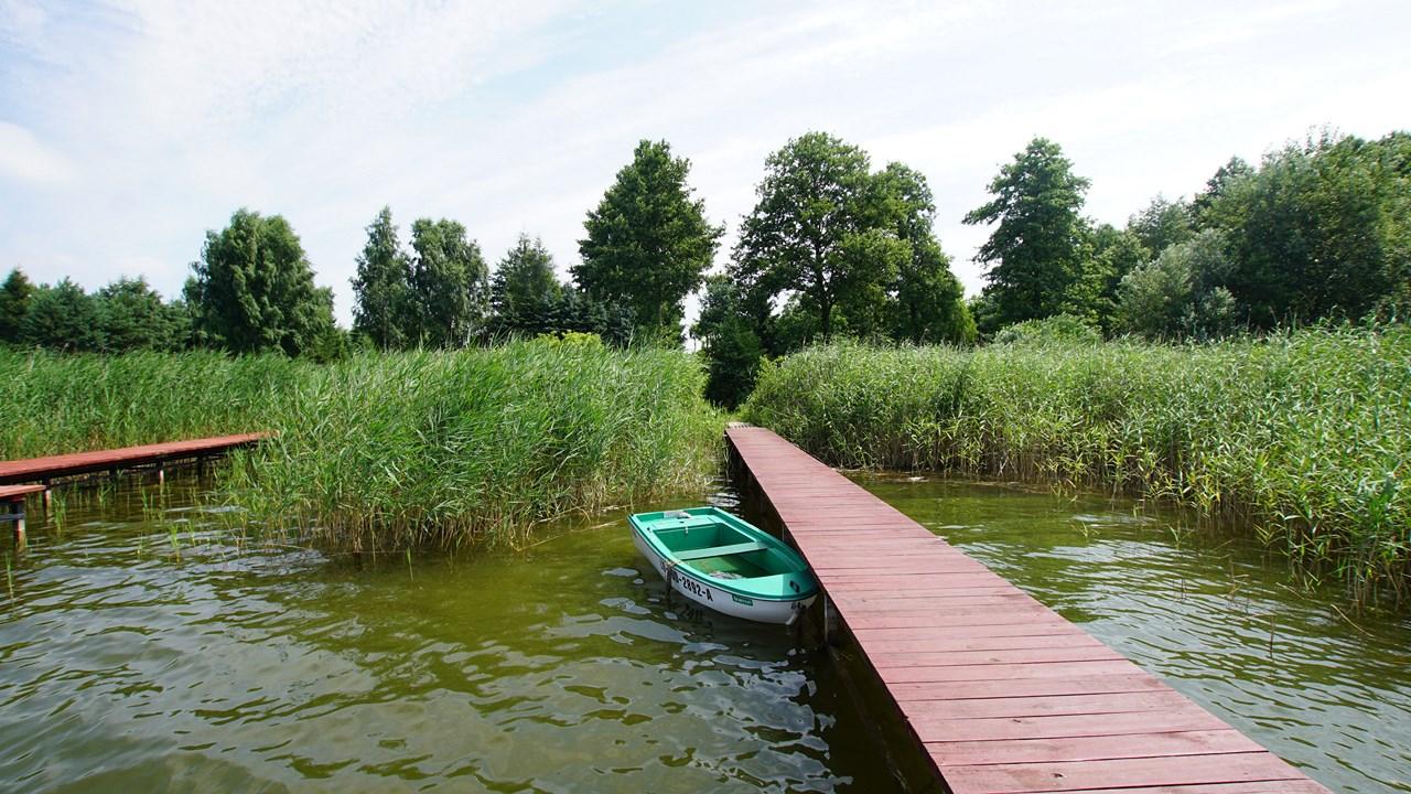 Atrakcyjna działka nad Jeziorem Głuszyńskim