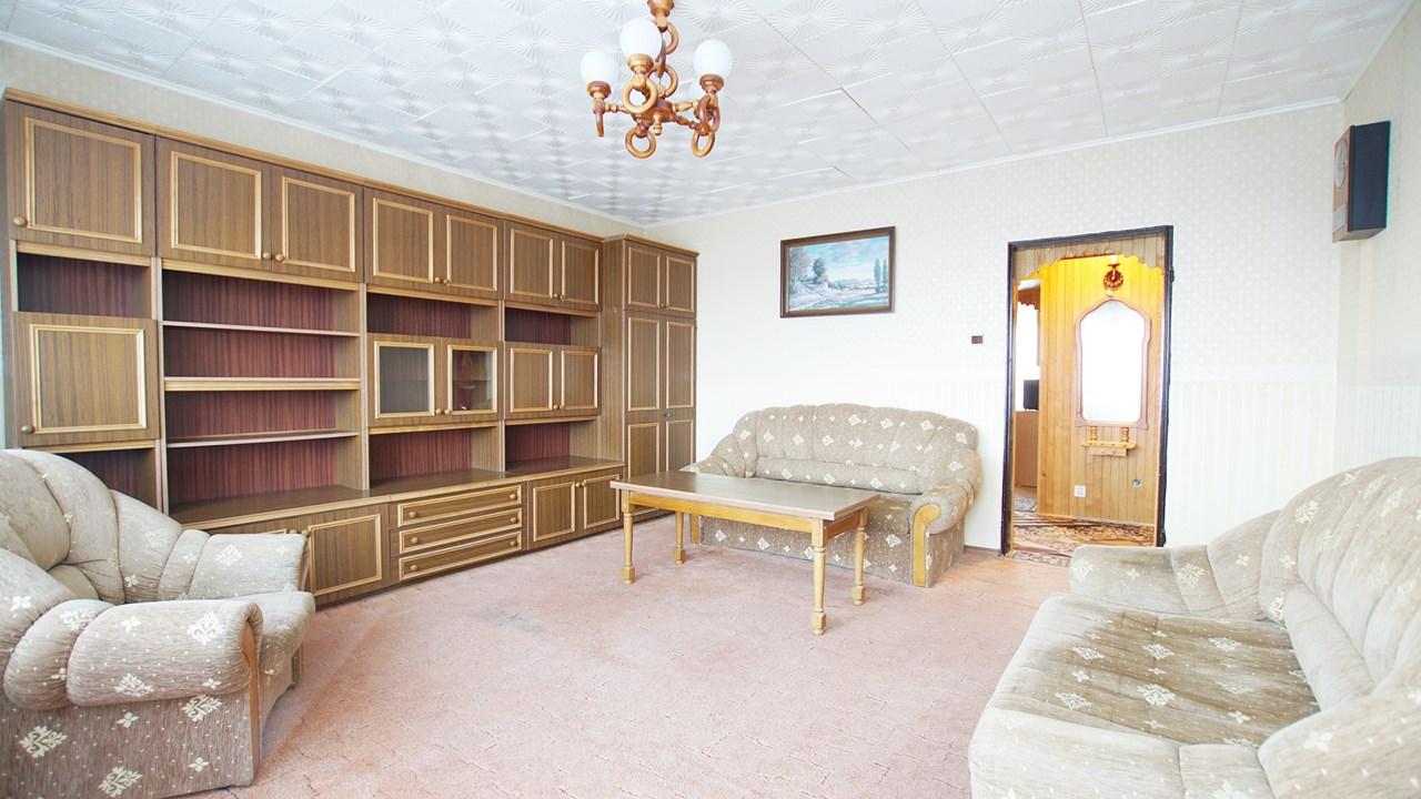 Mieszkanie na Międzytorzu, ul. Gintera 2