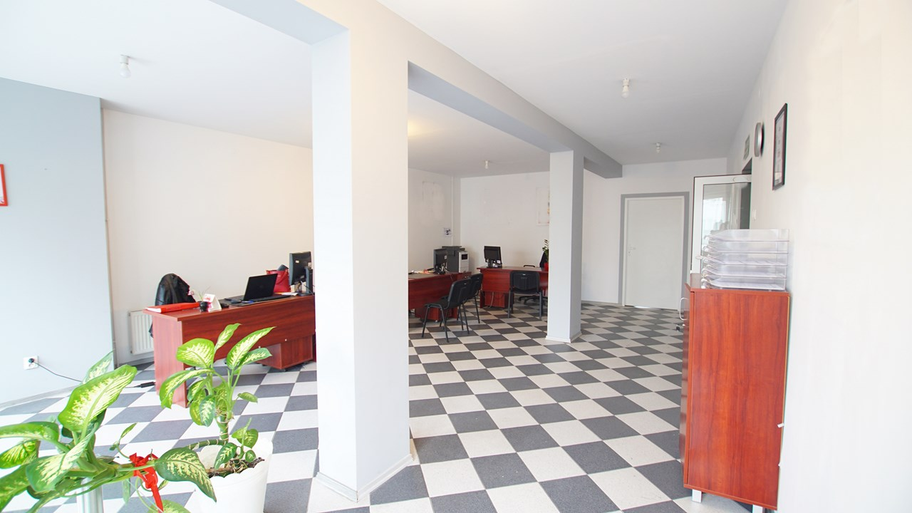 Lokal biurowo - usługowy do wynajęcia