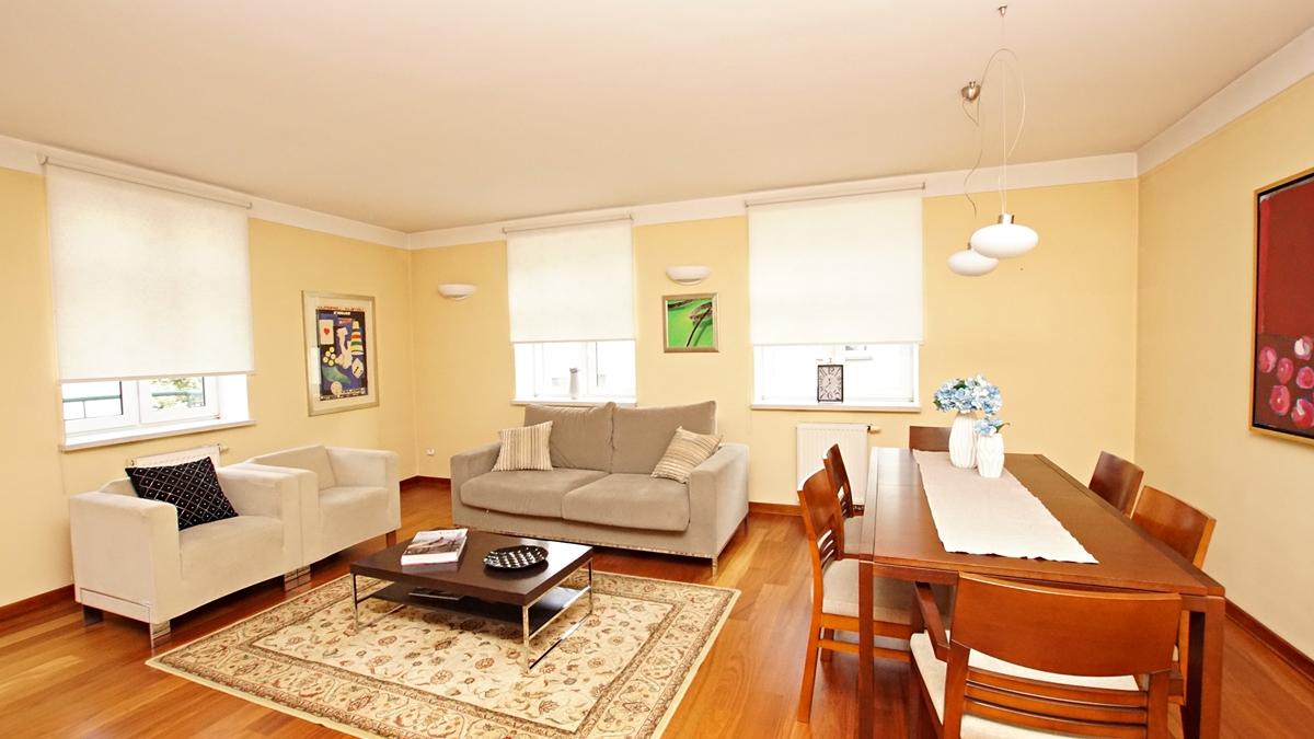 Komfortowe mieszkanie do wynajęcia na Płockiej Starówce